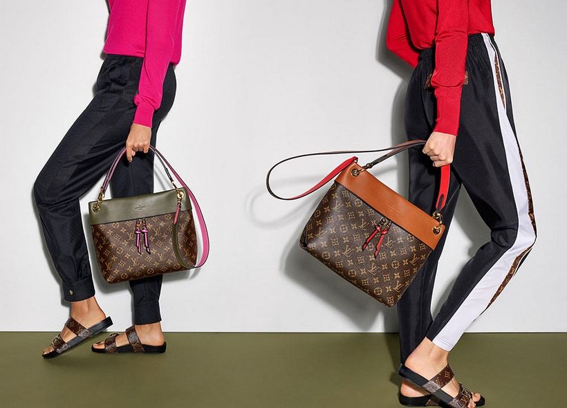 Louis Vuitton Monogram Colors