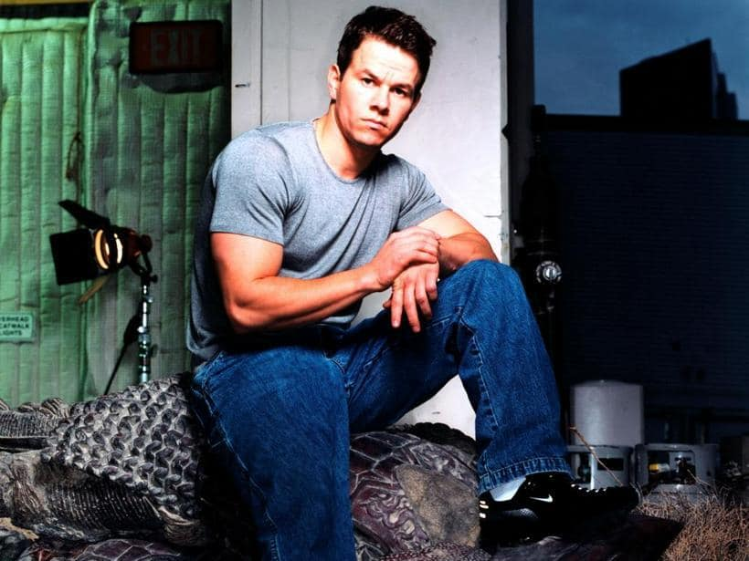 Mark Wahlberg Young