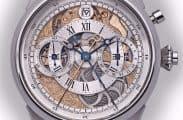 Molnar Fabry White Lotus Rattrapante Chronograph 1