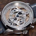 Molnar Fabry White Lotus Rattrapante Chronograph 2