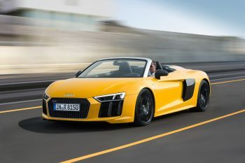Official 2017 Audi R8 V10 Spyder 1