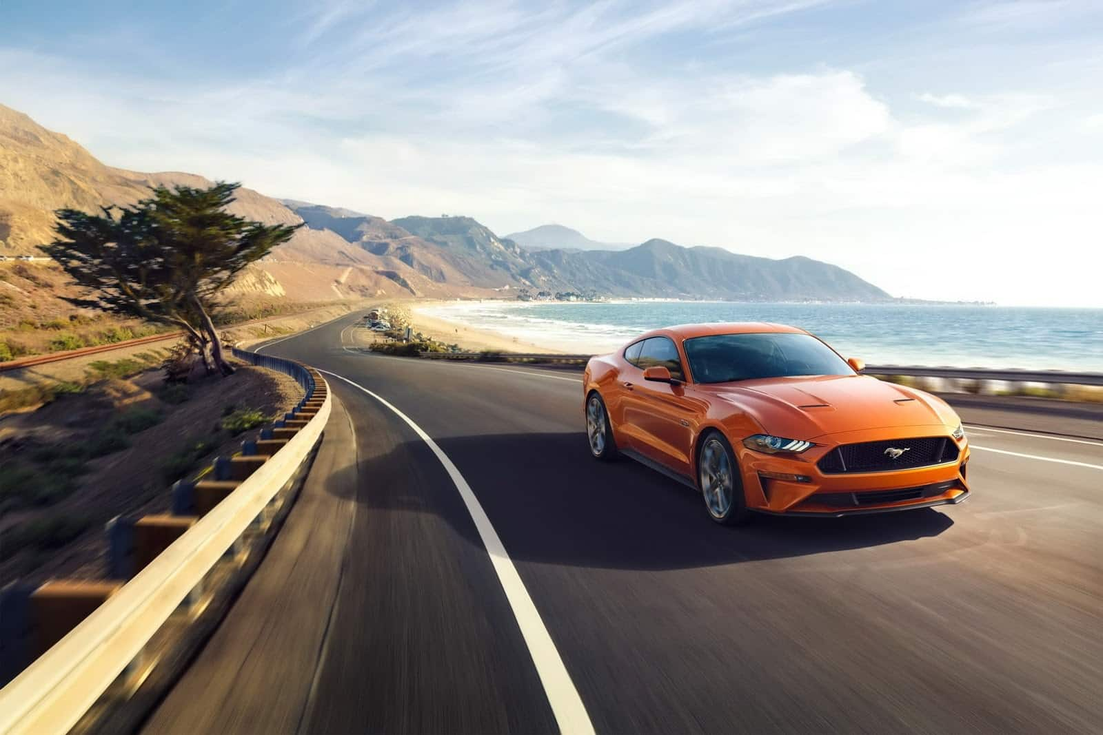 Official 2018 Ford Mustang 1