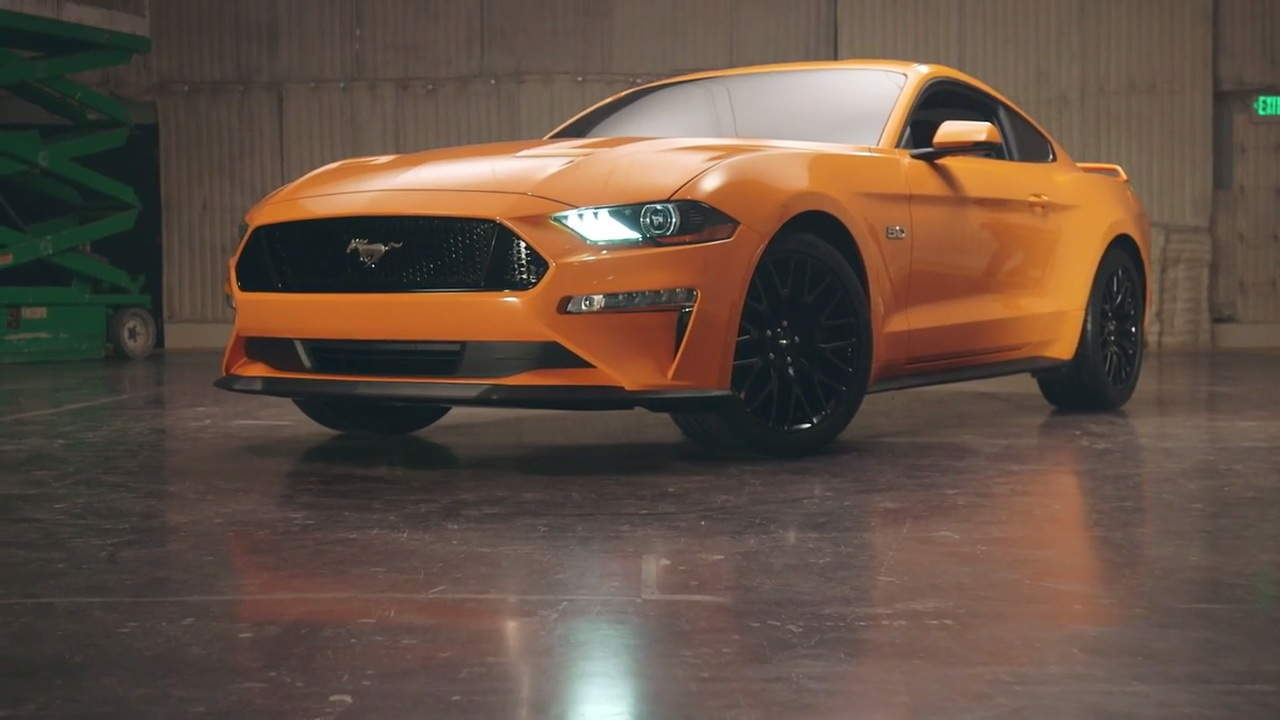Official 2018 Ford Mustang 10