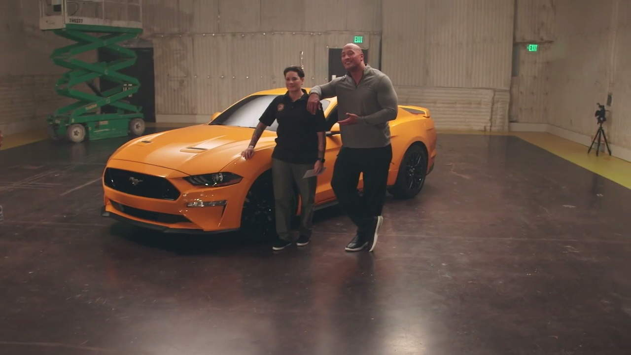 Official 2018 Ford Mustang 13