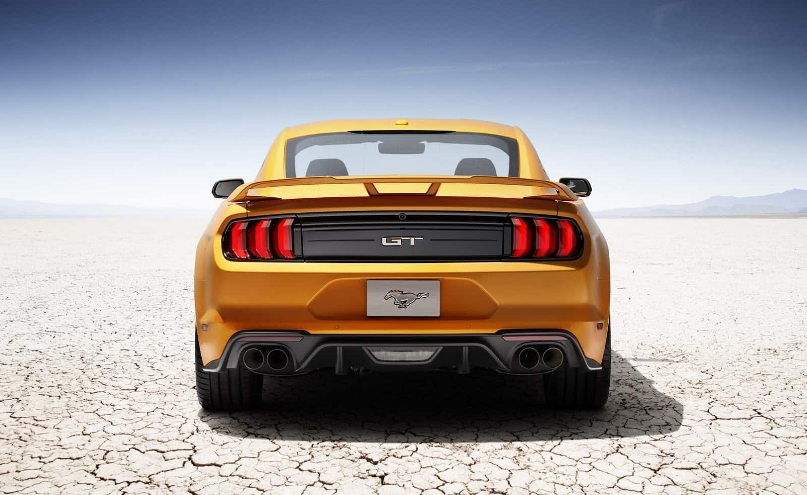 Official 2018 Ford Mustang 15