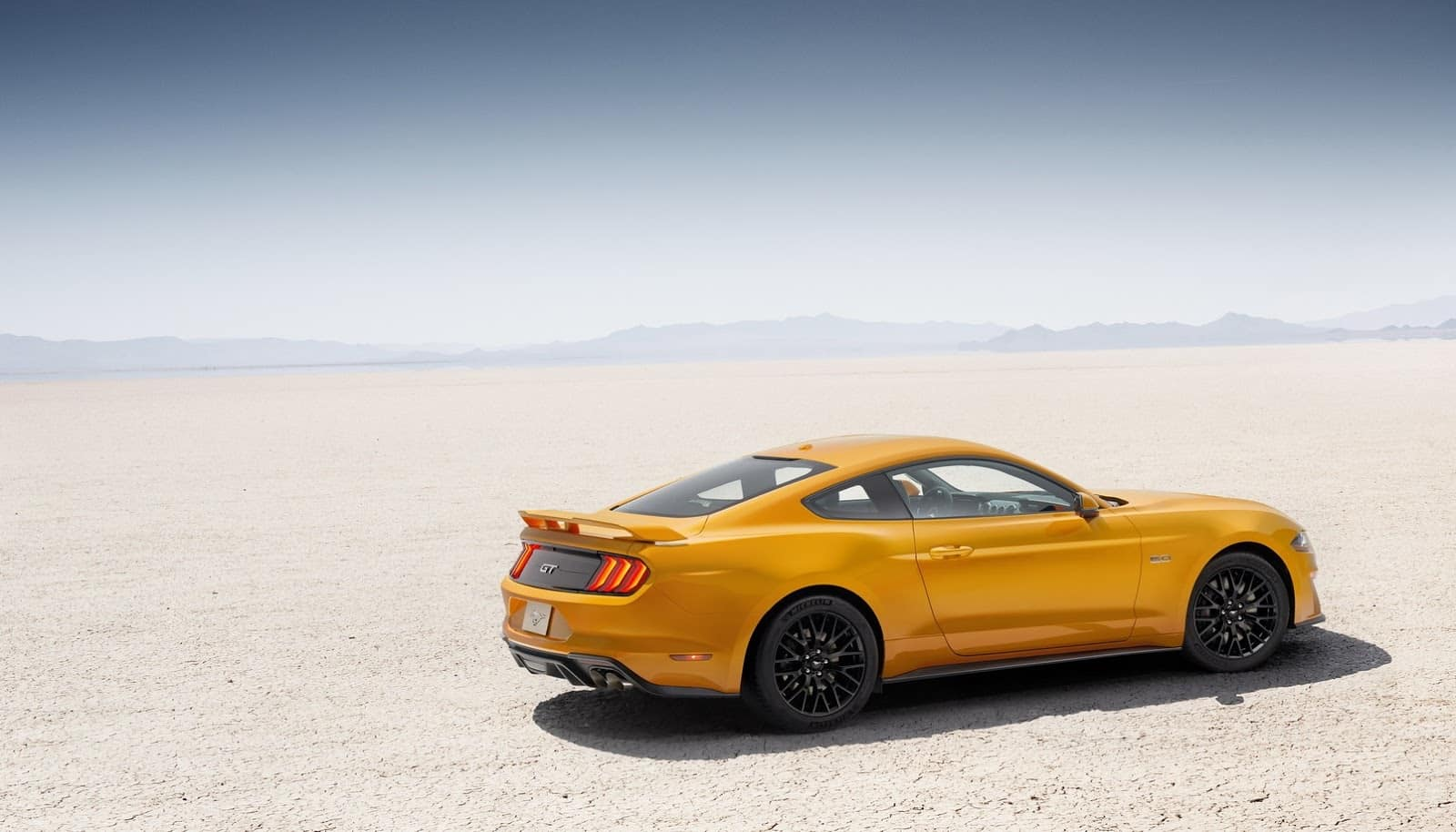 Official 2018 Ford Mustang 16