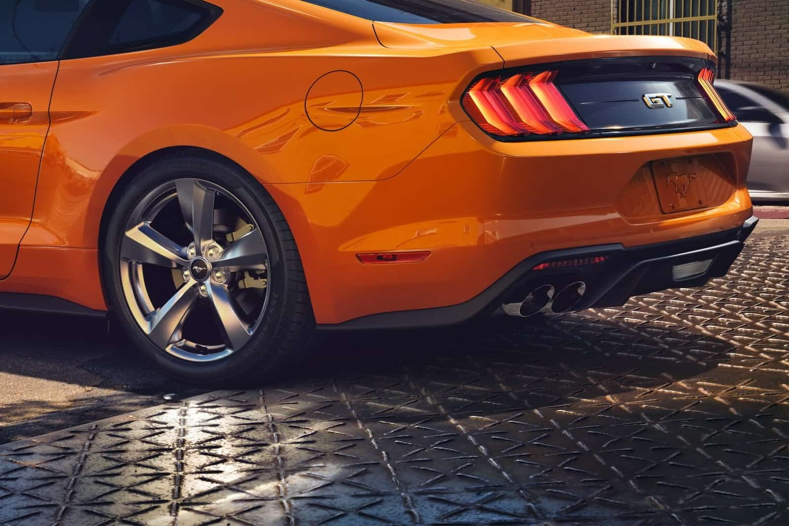 Official 2018 Ford Mustang 5
