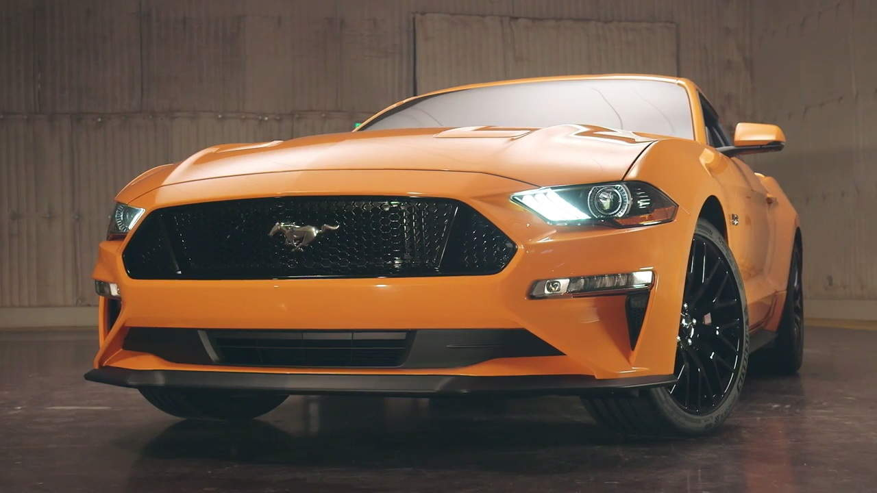 Official 2018 Ford Mustang 7
