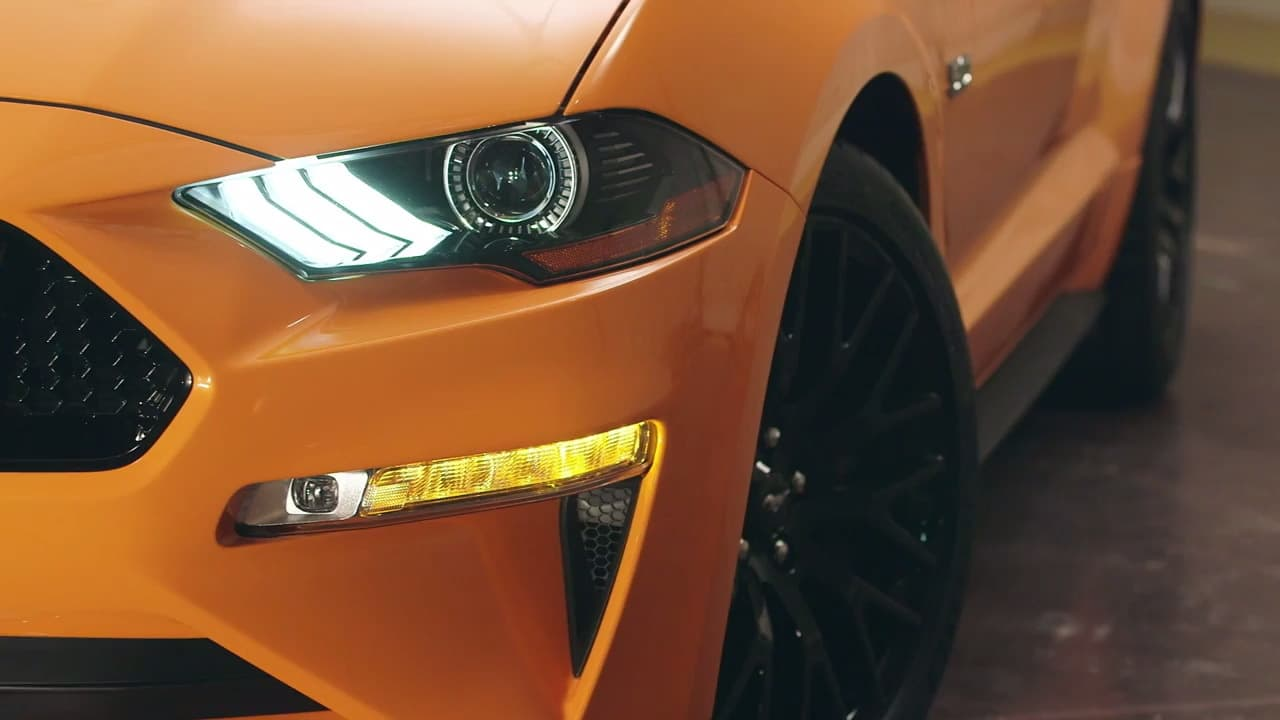 Official 2018 Ford Mustang 9