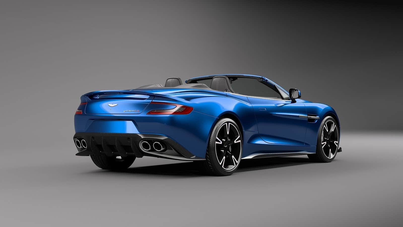 Official Aston Martin Vanquish S Volante 2
