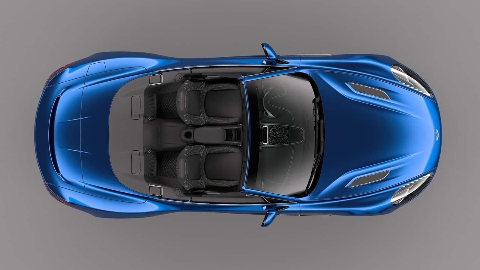 Official Aston Martin Vanquish S Volante 3