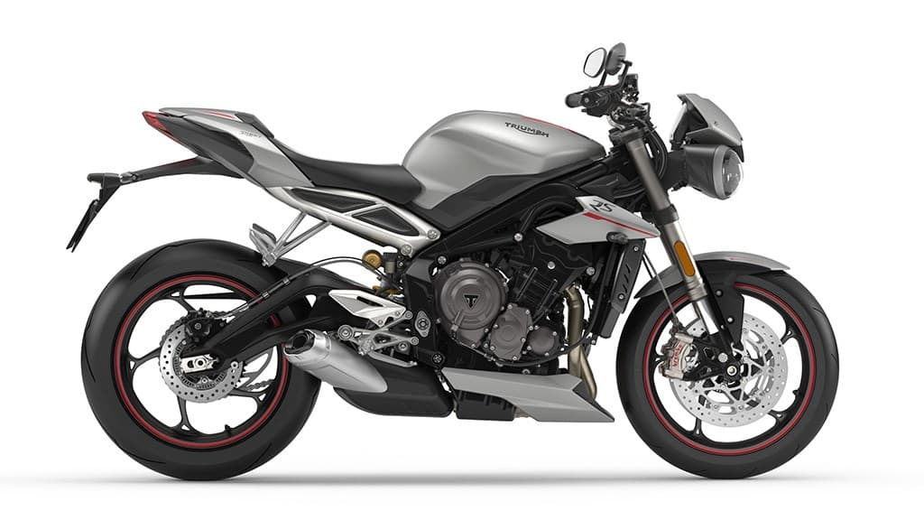 Official Triumph Street Triple 765 RS 18