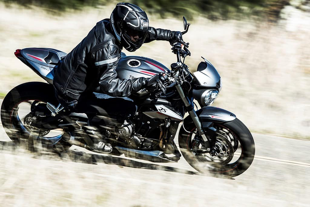 Official Triumph Street Triple 765 RS 2