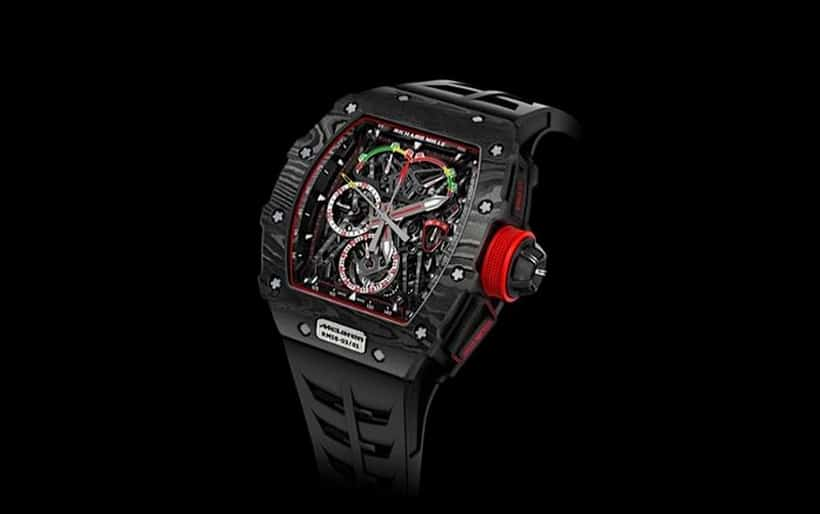 Time Flies with the Richard Mille RM 50-03 McLaren F1