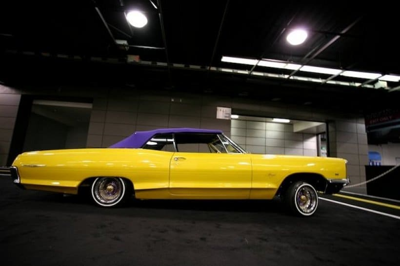 Snoop Dogg Laker Car