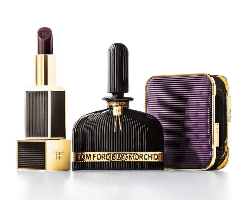 Tom Ford Black Orchid Lalique