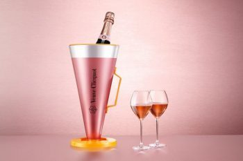 Veuve Clicquot Rosé Scream Your Love 1