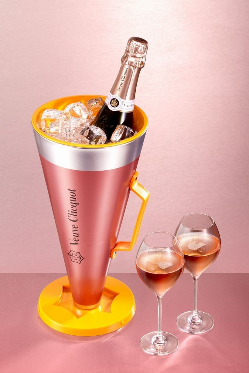 Veuve Clicquot Rosé Scream Your Love