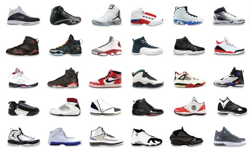 best Air Jordan sneakers
