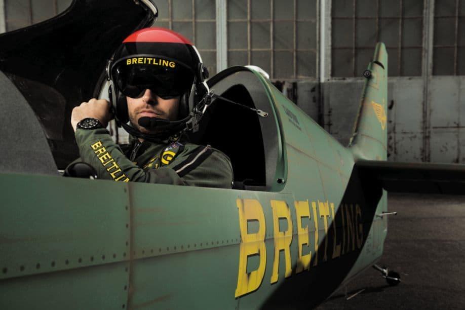 Breitling Colt Skyracer
