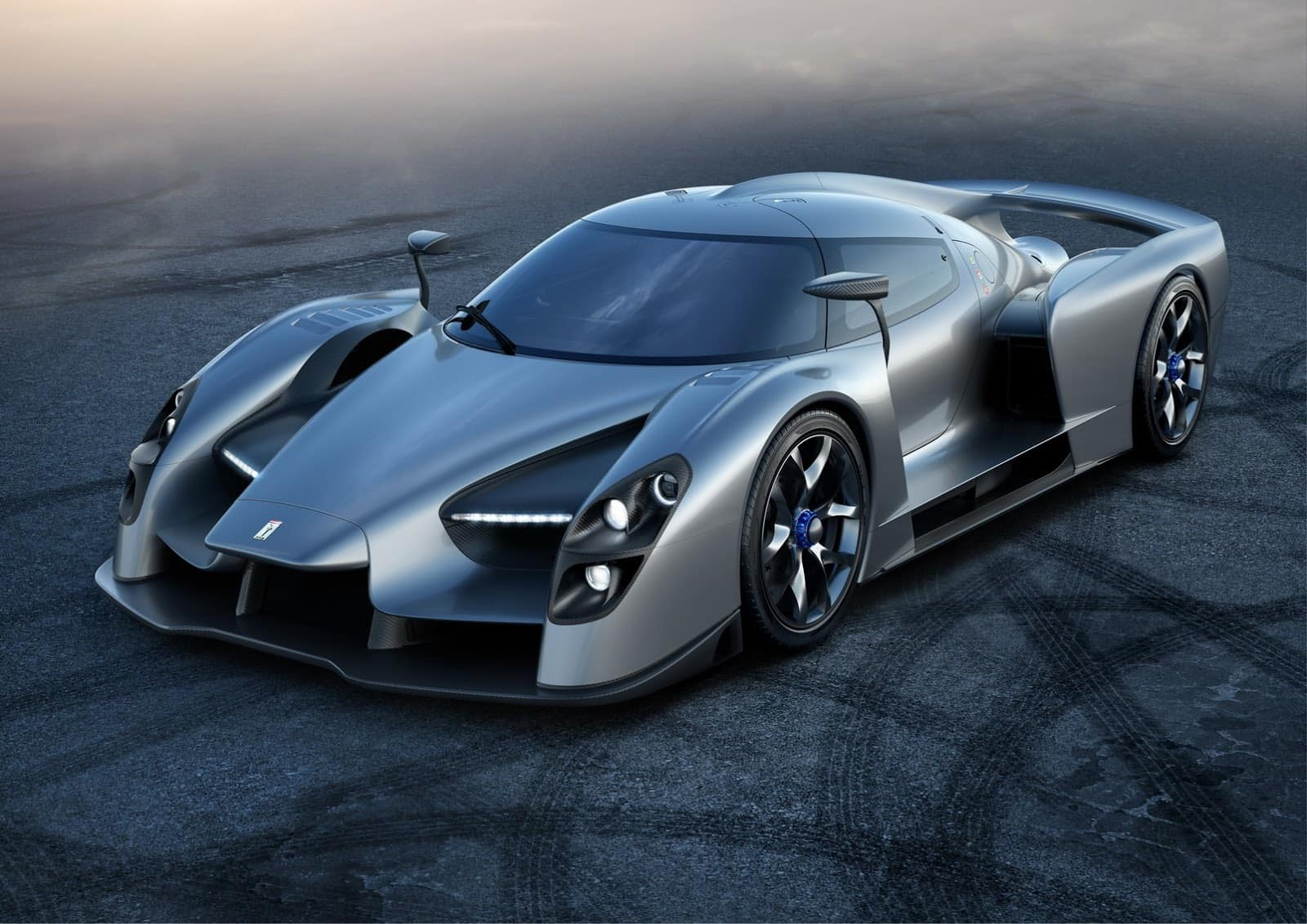 The Scg003s Claims The Title Of The World S Fastest Road