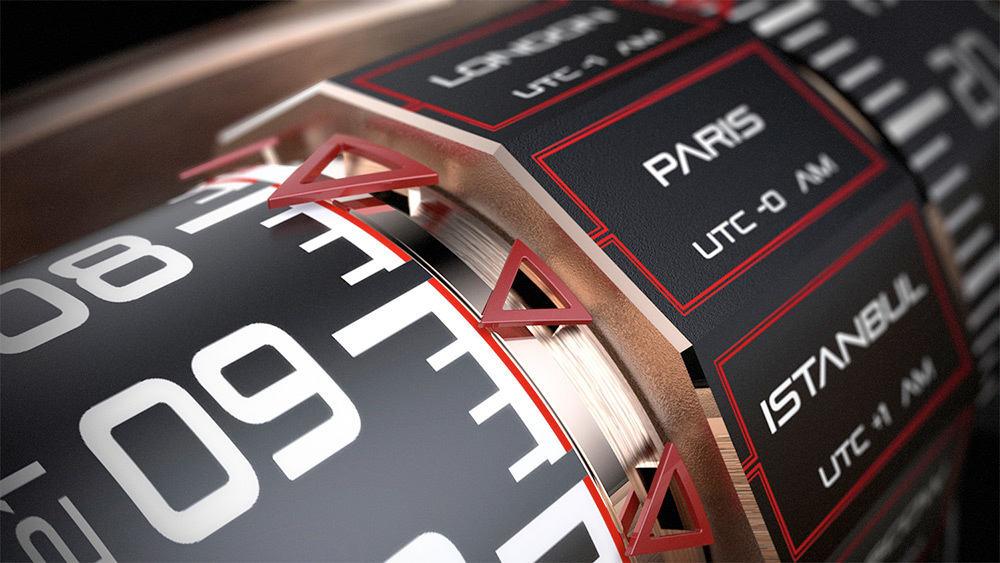 Germain Baillot Concept Watch
