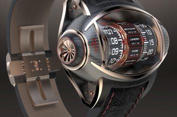 Germain Baillot Concept Watch 3
