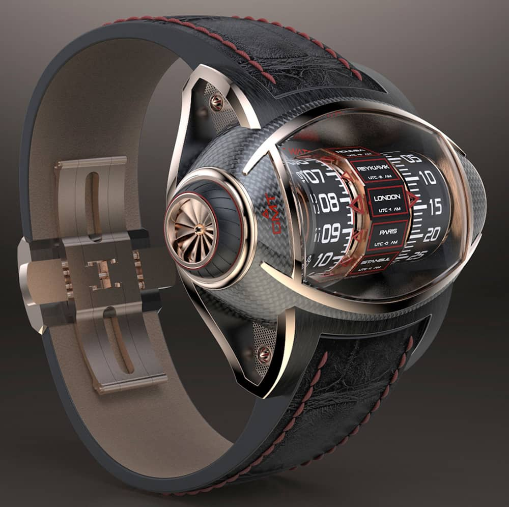 Germain Baillot Concept Watch