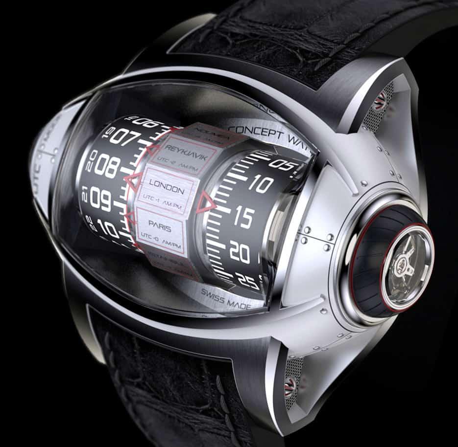 Germain Baillot Concept Watch 6