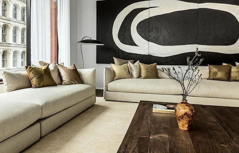Gigi Hadid apartment
