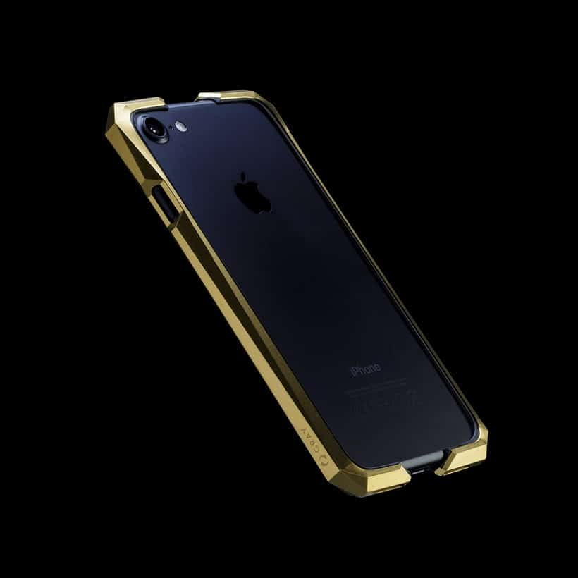Gray International iPhone 7 case 4