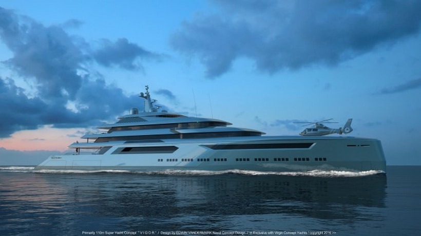 Virgin Concept Yachts