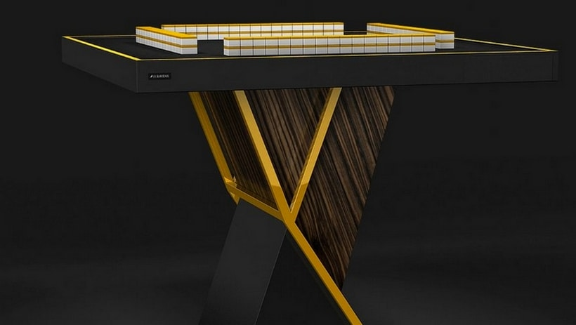 Most Luxurious Mahjong Table