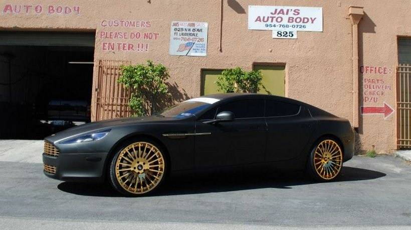 Meek Mill Aston Martin