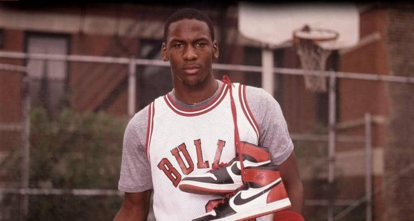 Jordan Shoes From The Early S