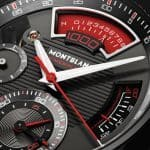 Montblanc TimeWalker Chronograph 1000 Monopusher 1