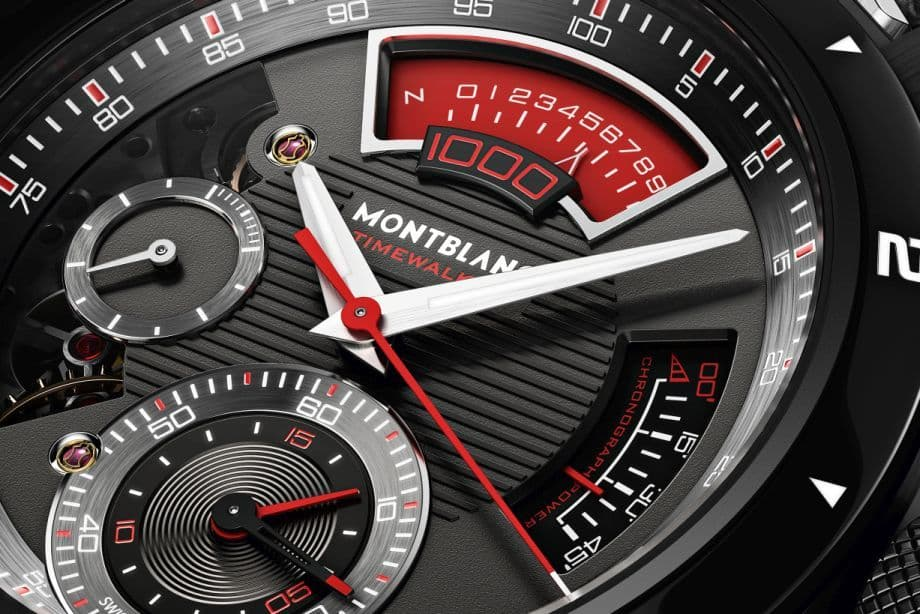 Montblanc TimeWalker Chronograph 1000 Monopusher