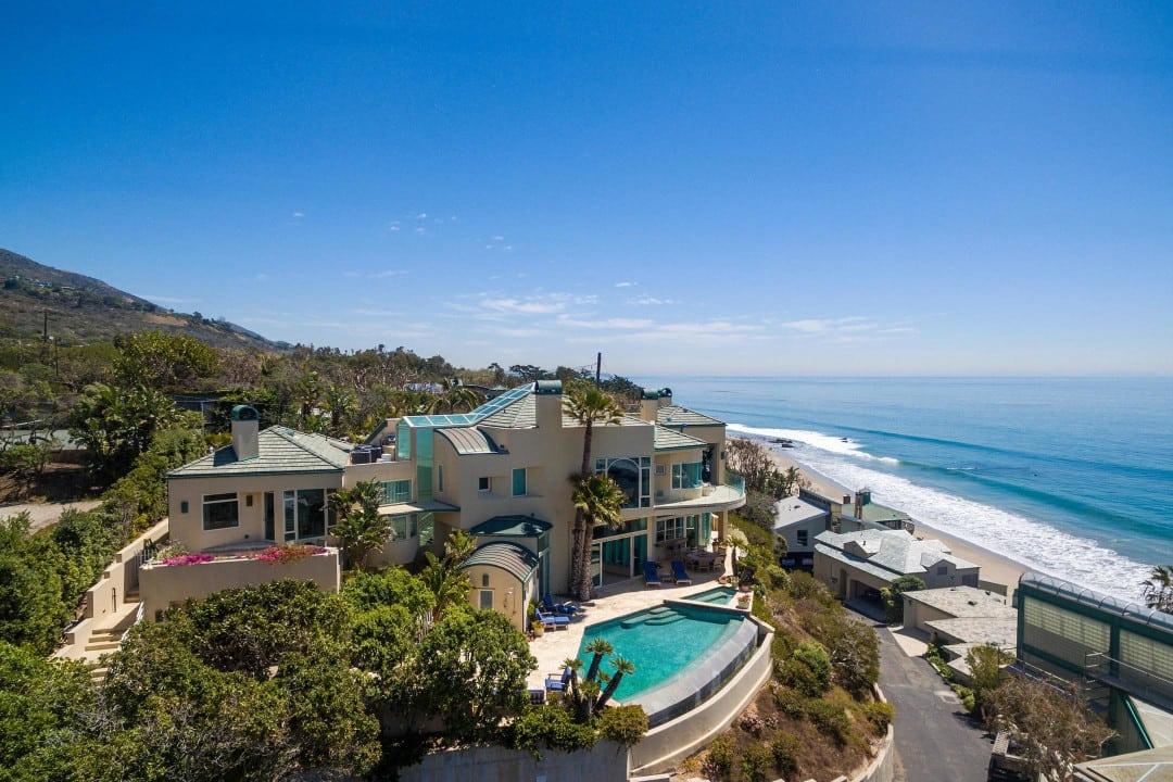 Neil Diamond Malibu Home