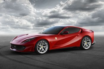 Official Ferrari 812 Superfast 1