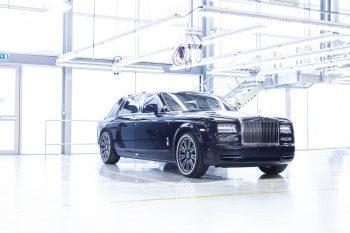 Official Rolls-Royce Phantom VII 1