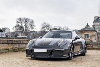Porsche 911 R Steve McQueen 1
