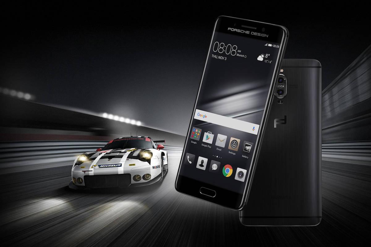 Porsche Design Huawei Mate 9