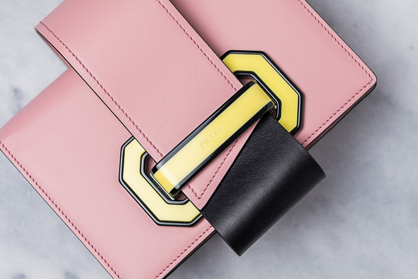 Prada Plex Ribbon Geometric