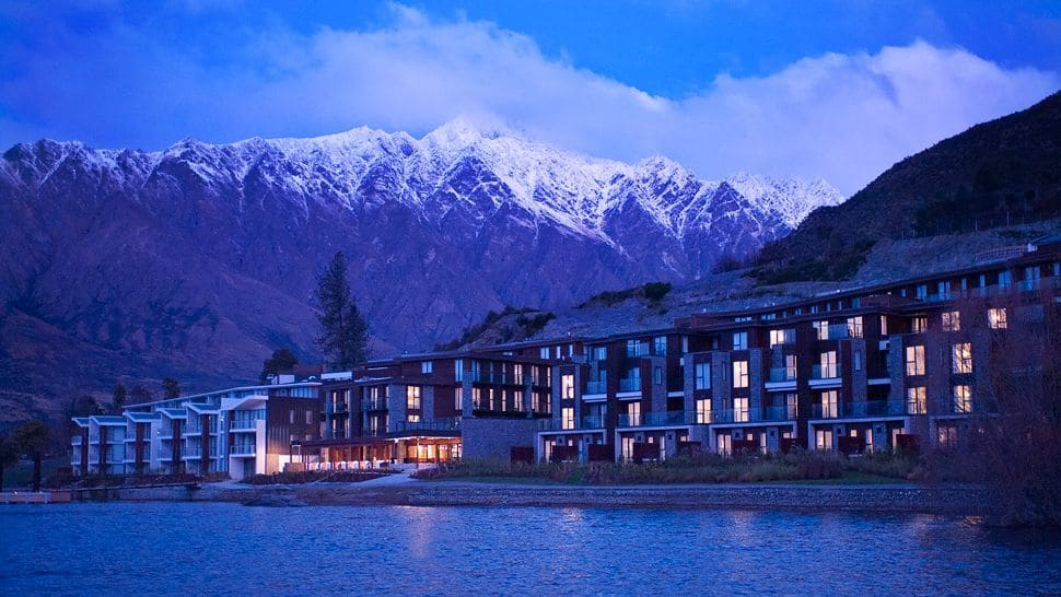 Queenstown Hilton Might be the Perfect Hideway