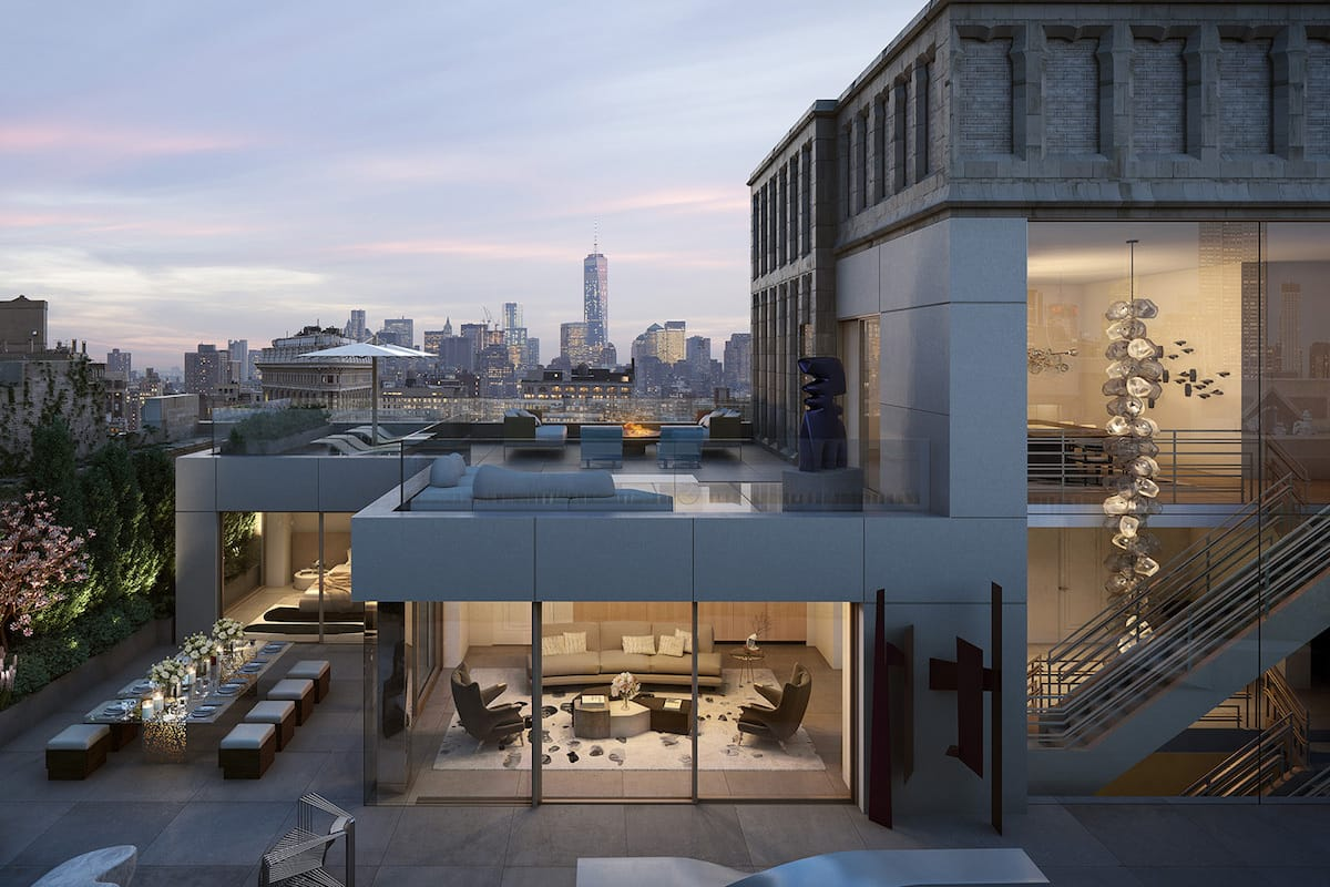 The Crown Penthouse 2
