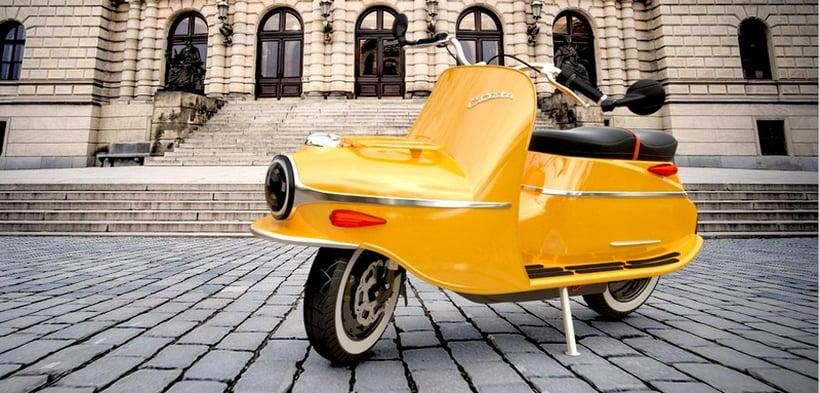 Čezeta Bike