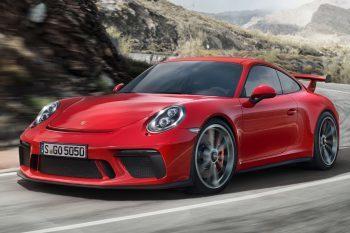 2018 Porsche 911 GT3 1