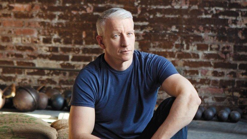 Anderson Cooper life