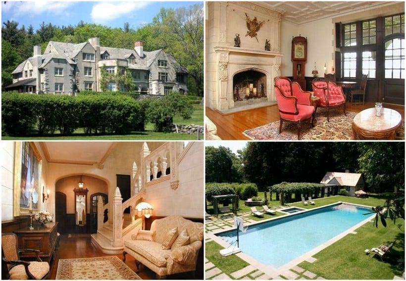 Anderson Cooper litchfield county house