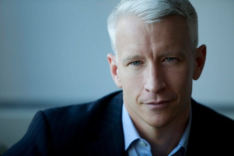 Anderson Cooper net worth